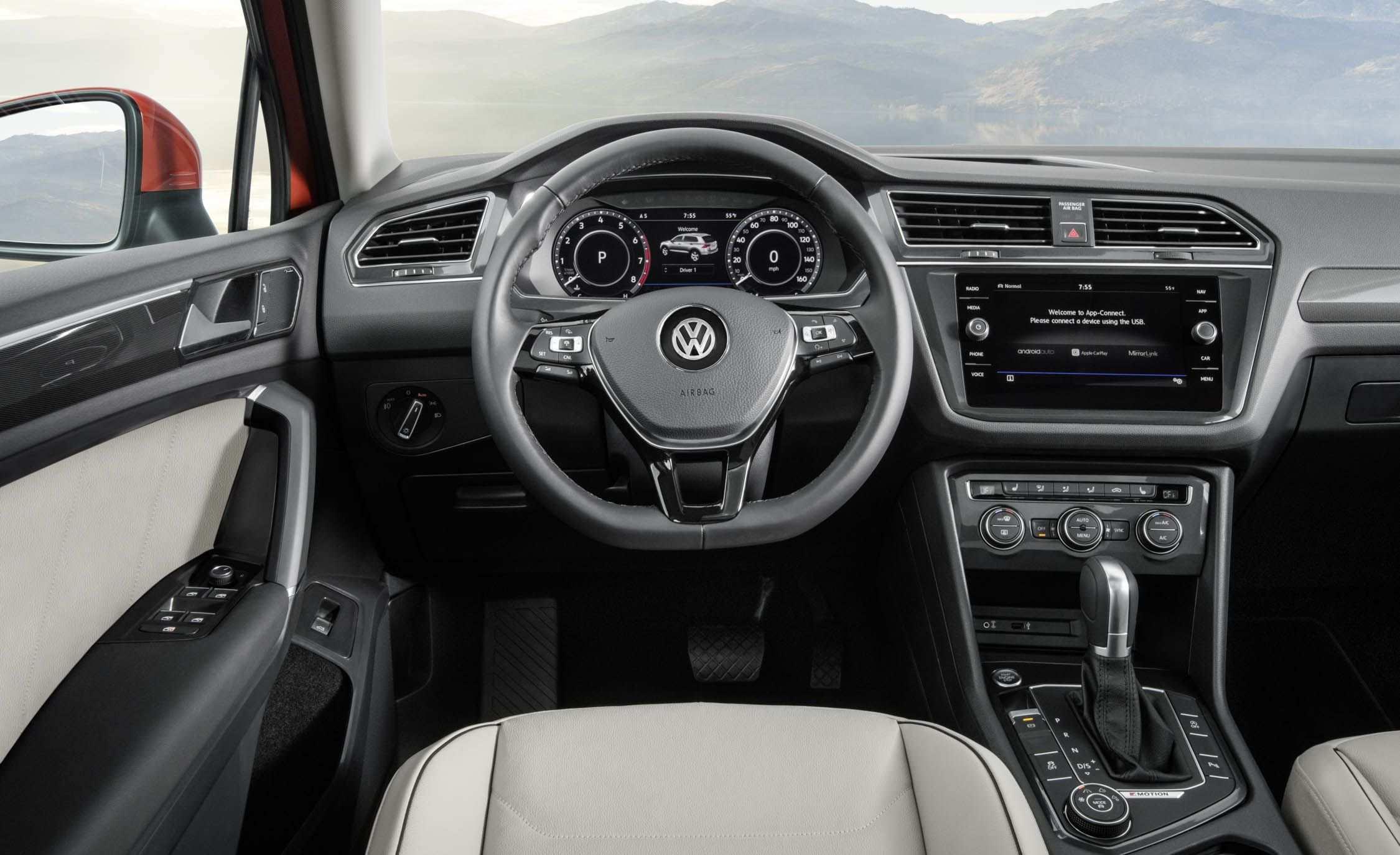 39 Best Review 2019 Volkswagen Tiguan Specs and Review for 2019 Volkswagen Tiguan