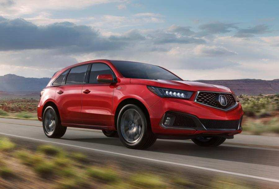 39 Concept of 2019 Acura Mdx Release Date Spesification with 2019 Acura Mdx Release Date
