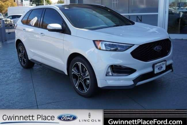 39 Concept of 2019 Ford Edge History for 2019 Ford Edge