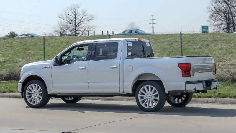 39 Concept of 2019 Ford F 150 Limited Concept with 2019 Ford F 150 Limited