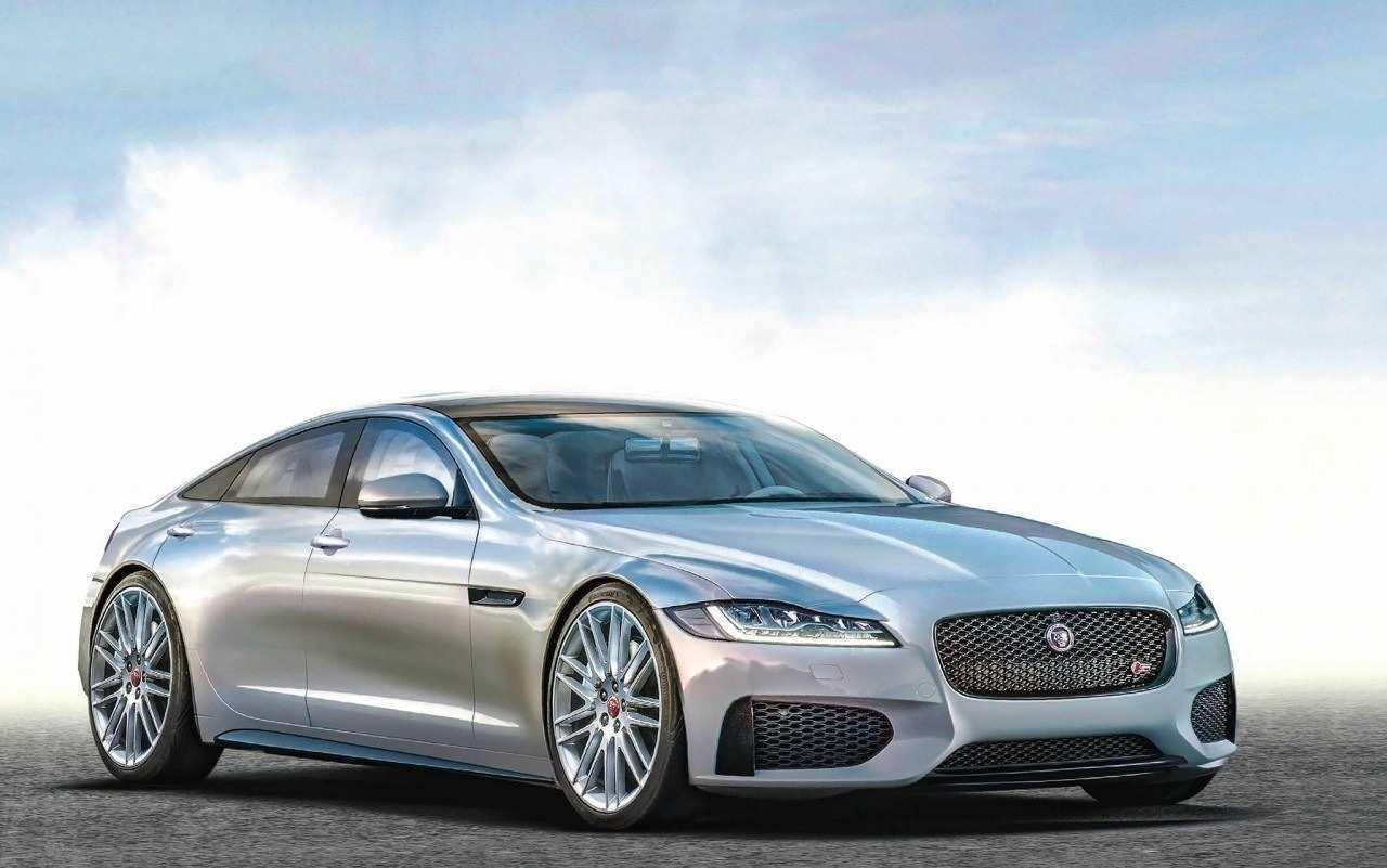 39 Concept of 2019 Jaguar Xj Coupe Exterior and Interior for 2019 Jaguar Xj Coupe