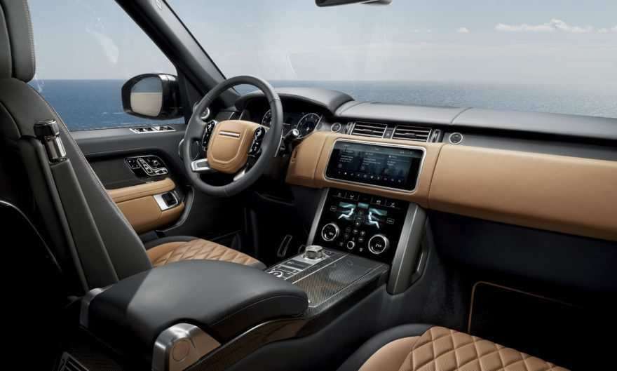 39 Concept of 2019 Land Rover Interior Prices by 2019 Land Rover Interior