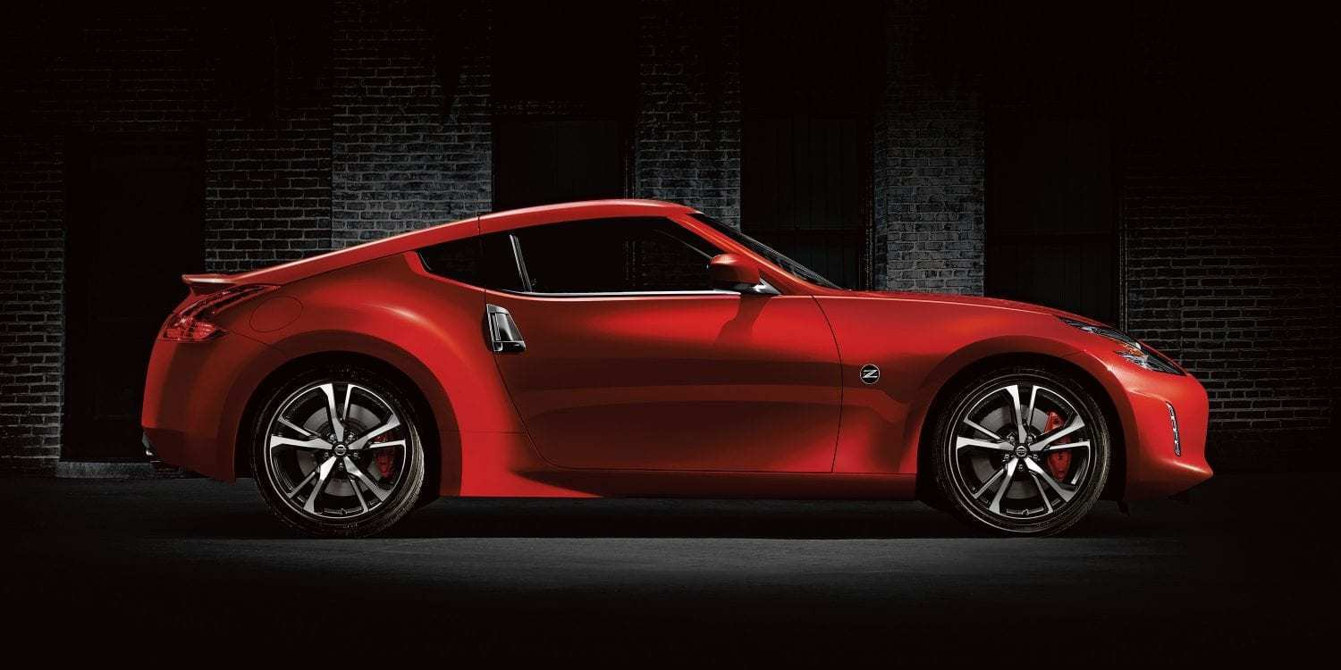 39 Concept of 2019 Nissan 370Z Redesign Performance by 2019 Nissan 370Z Redesign