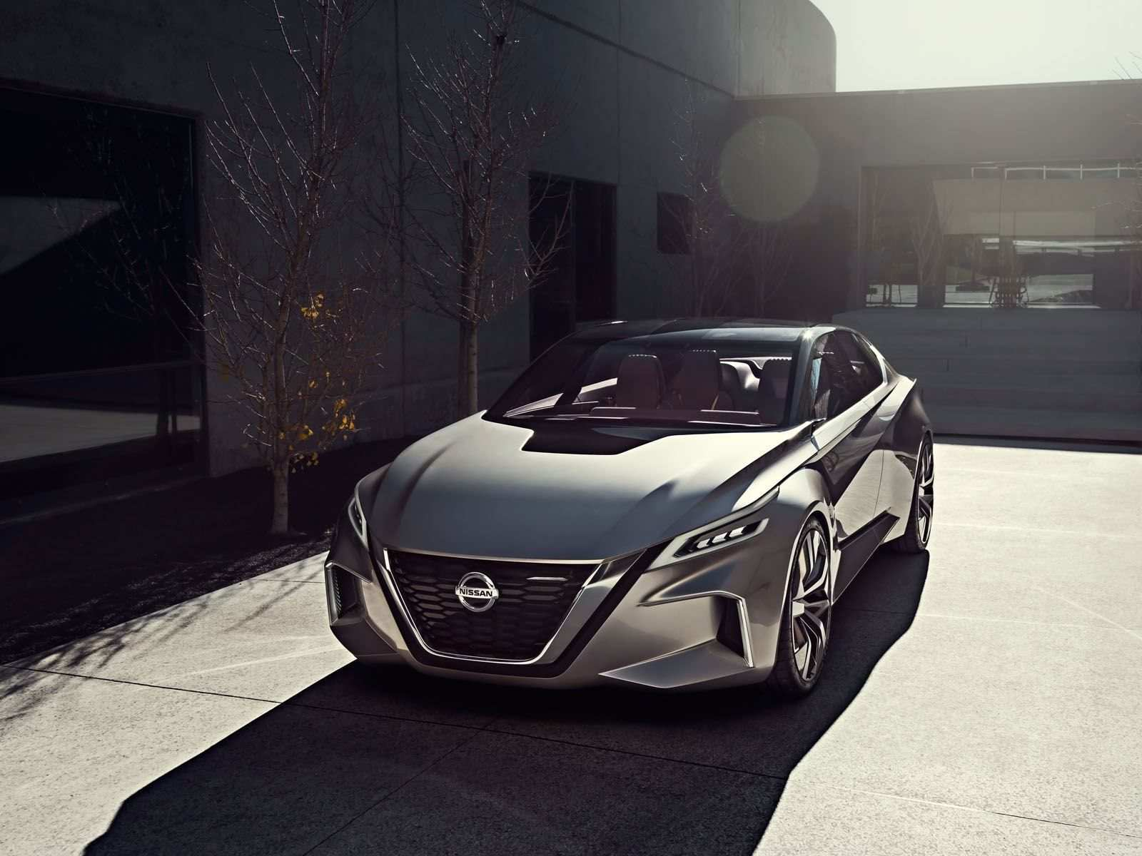 39 Concept of 2019 Nissan Altima Concept Picture for 2019 Nissan Altima Concept