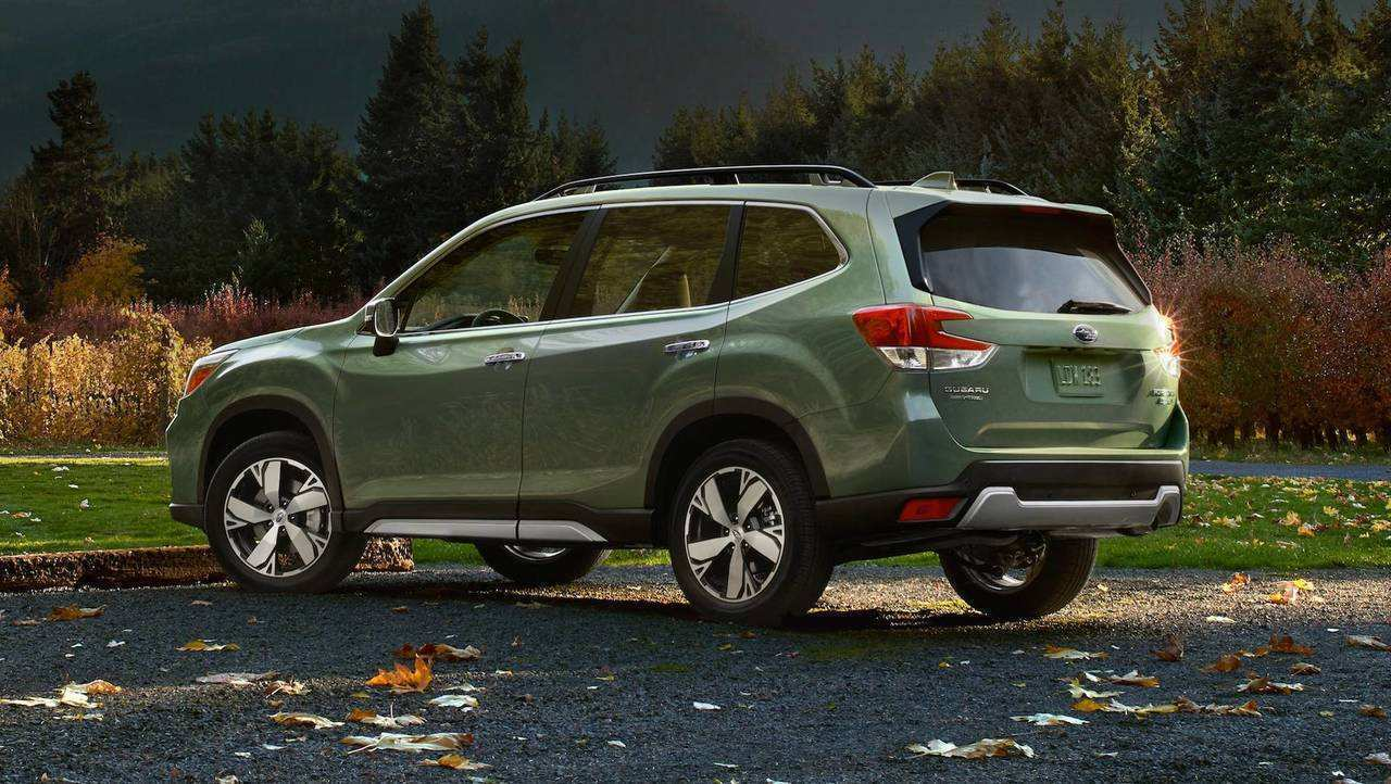 39 Concept of 2019 Subaru Forester Design Research New by 2019 Subaru Forester Design