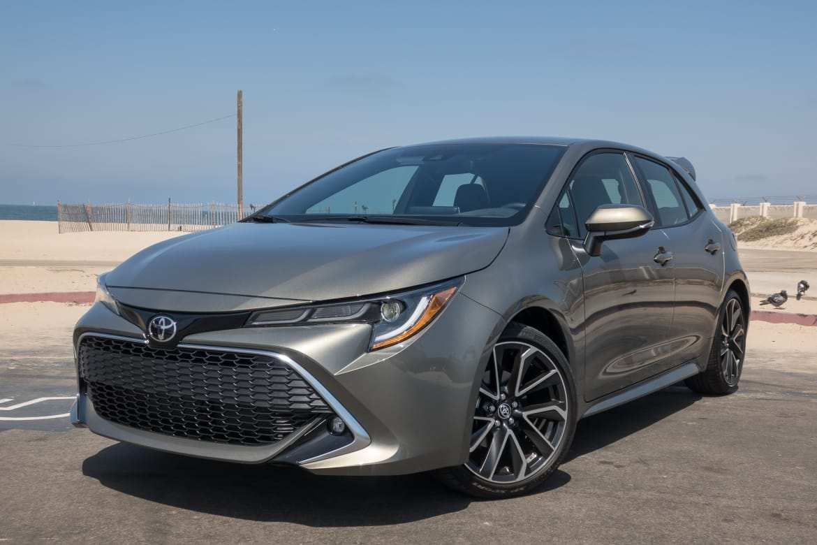 39 Concept of 2019 Toyota Corolla Hatchback Engine for 2019 Toyota Corolla Hatchback
