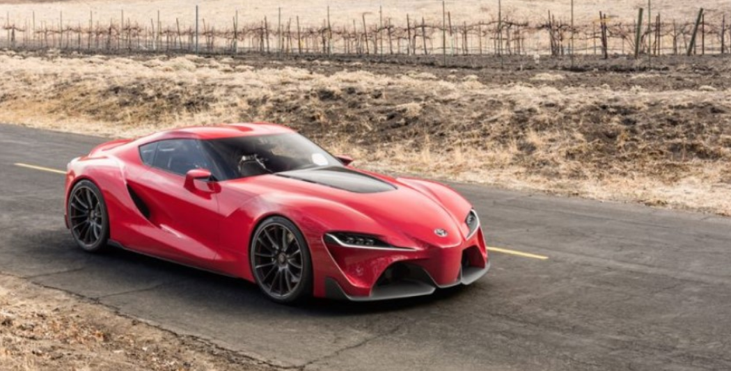 39 Concept of 2019 Toyota Ft1 Overview for 2019 Toyota Ft1