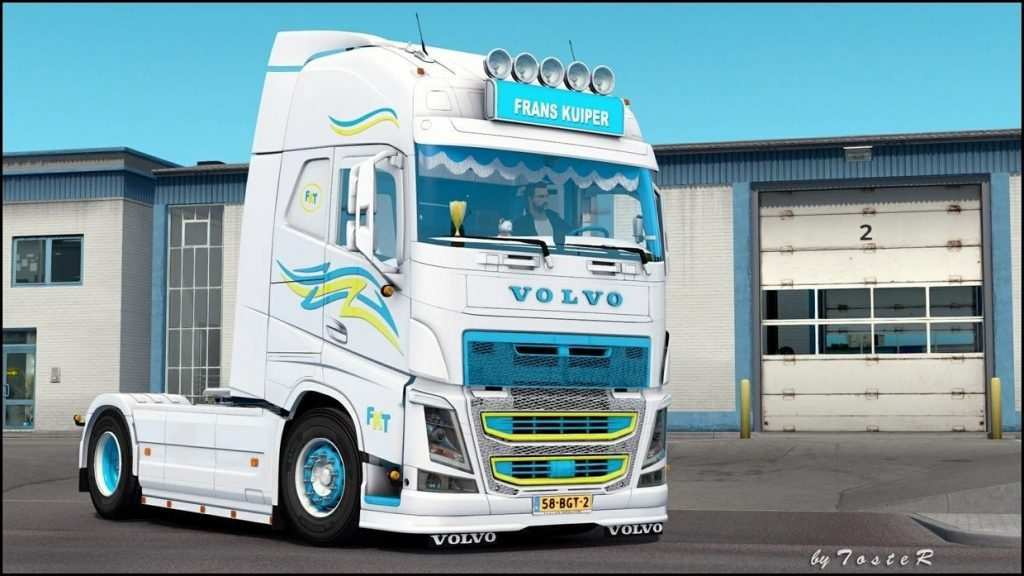 39 Concept of 2019 Volvo Fh Redesign and Concept by 2019 Volvo Fh