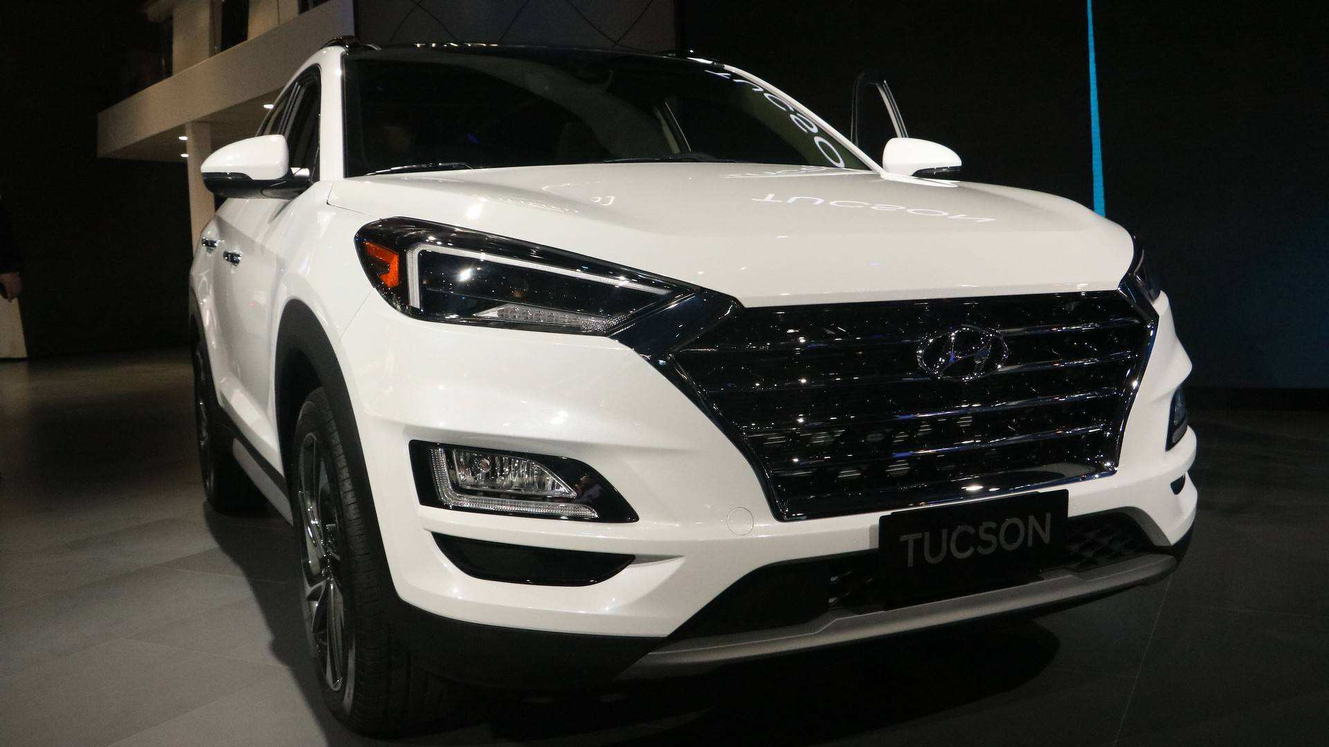 39 Concept of Hyundai Tucson 2019 Facelift Redesign and Concept with Hyundai Tucson 2019 Facelift