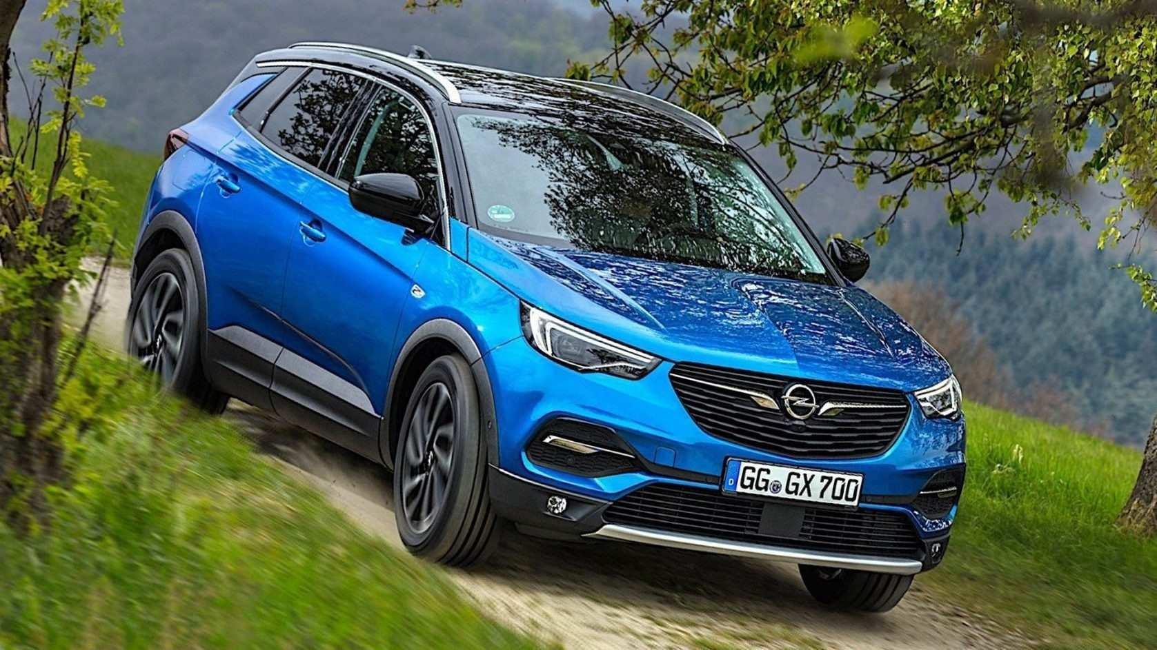 39 Concept of Opel Antara 2019 Interior by Opel Antara 2019