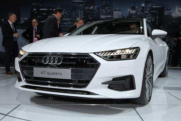 39 Gallery of 2019 Audi A7 Frankfurt Auto Show Prices for 2019 Audi A7 Frankfurt Auto Show