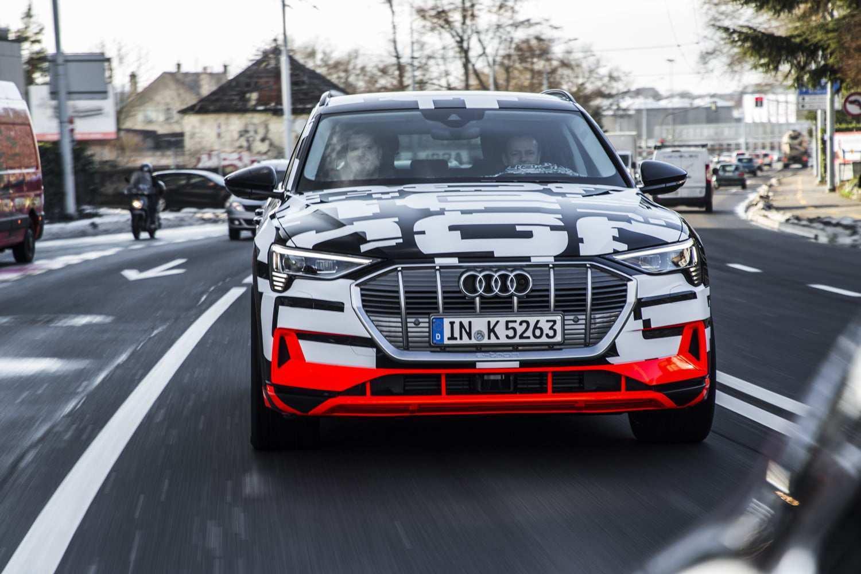 39 Gallery of 2019 Audi E Tron Quattro Release by 2019 Audi E Tron Quattro