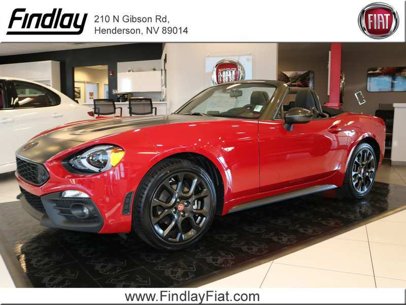 39 Gallery of 2019 Fiat Convertible New Concept for 2019 Fiat Convertible