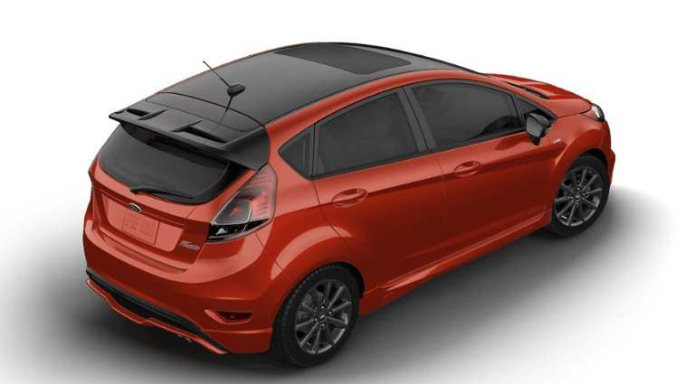 39 Gallery of 2019 Ford Fiesta Spy Shoot for 2019 Ford Fiesta