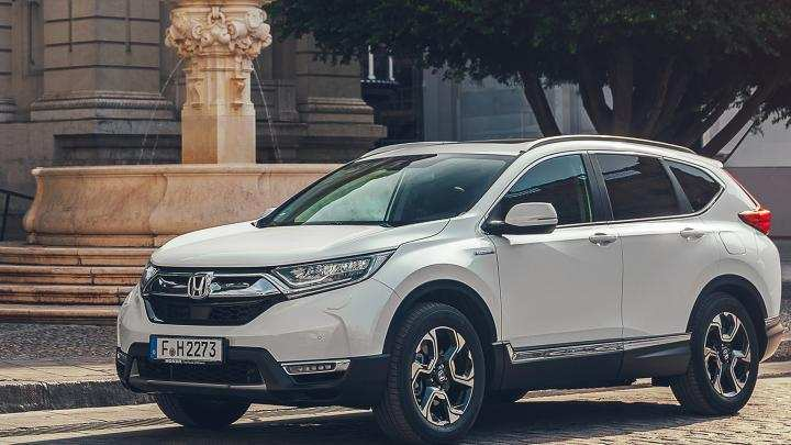 39 Gallery of 2019 Honda Touring Crv Spesification for 2019 Honda Touring Crv