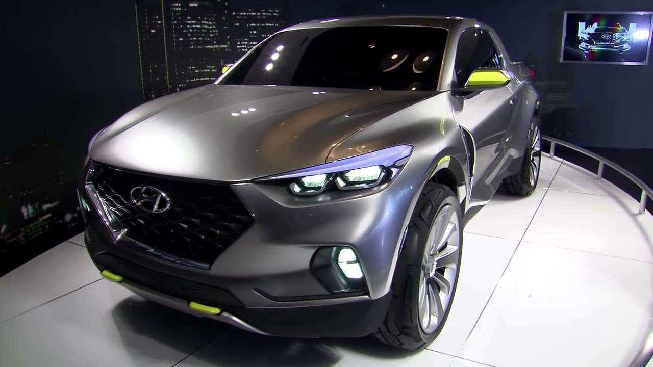 39 Gallery of 2019 Hyundai Pickup Truck Photos by 2019 Hyundai Pickup Truck
