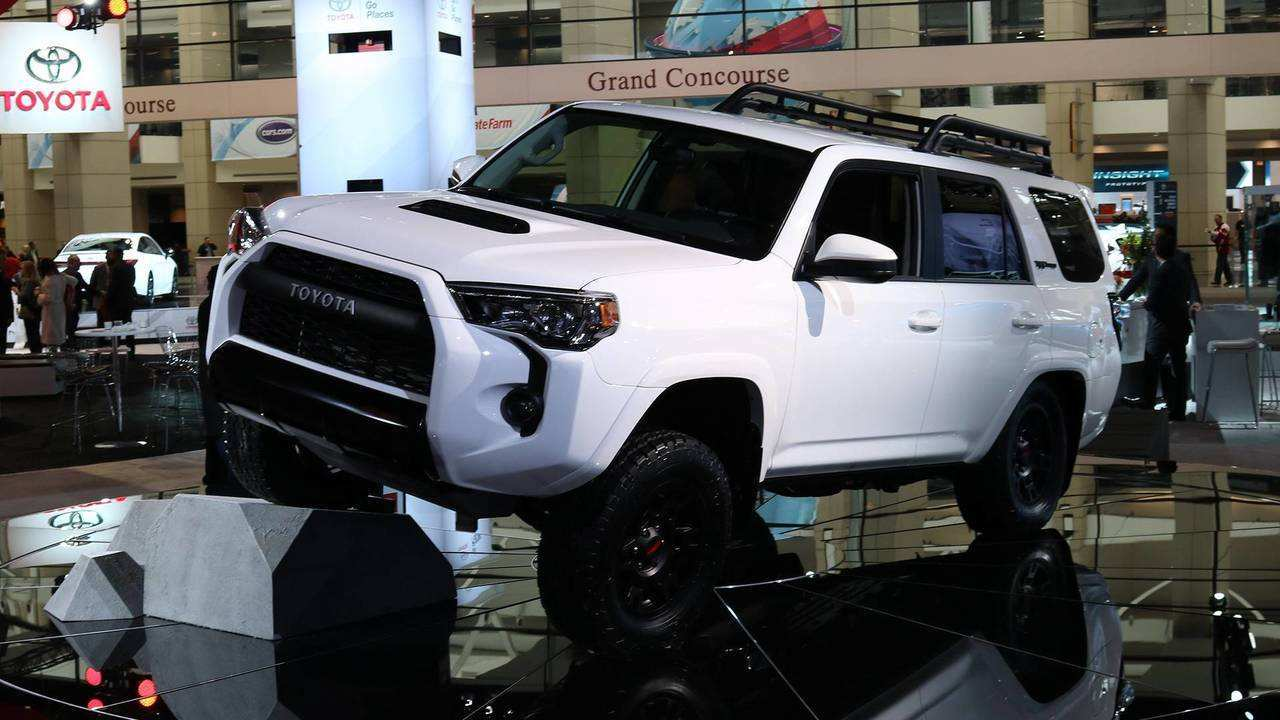 39 Gallery of 2019 Toyota 4Runner Trd Pro Review Performance and New Engine with 2019 Toyota 4Runner Trd Pro Review