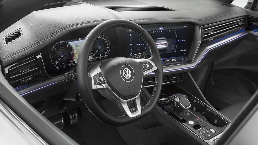 39 Gallery of 2019 Volkswagen Touareg Interior Rumors for 2019 Volkswagen Touareg Interior