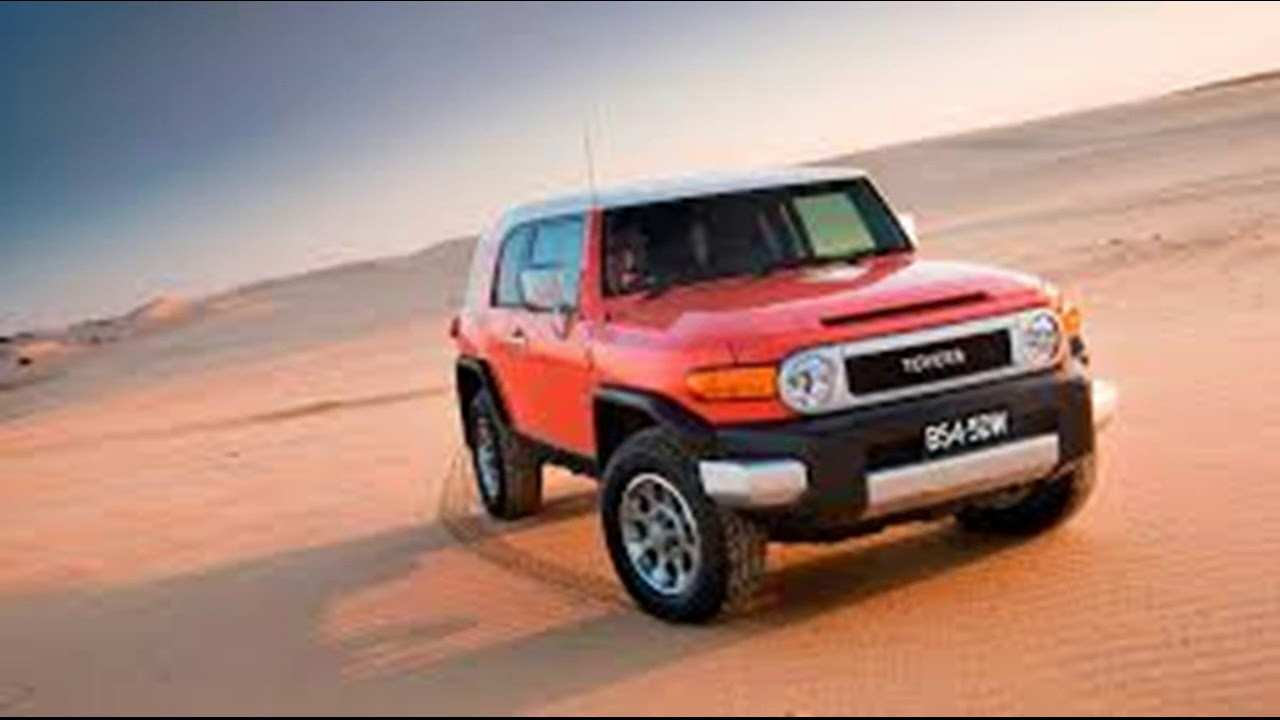 39 Gallery of 2020 Toyota Fj Overview with 2020 Toyota Fj