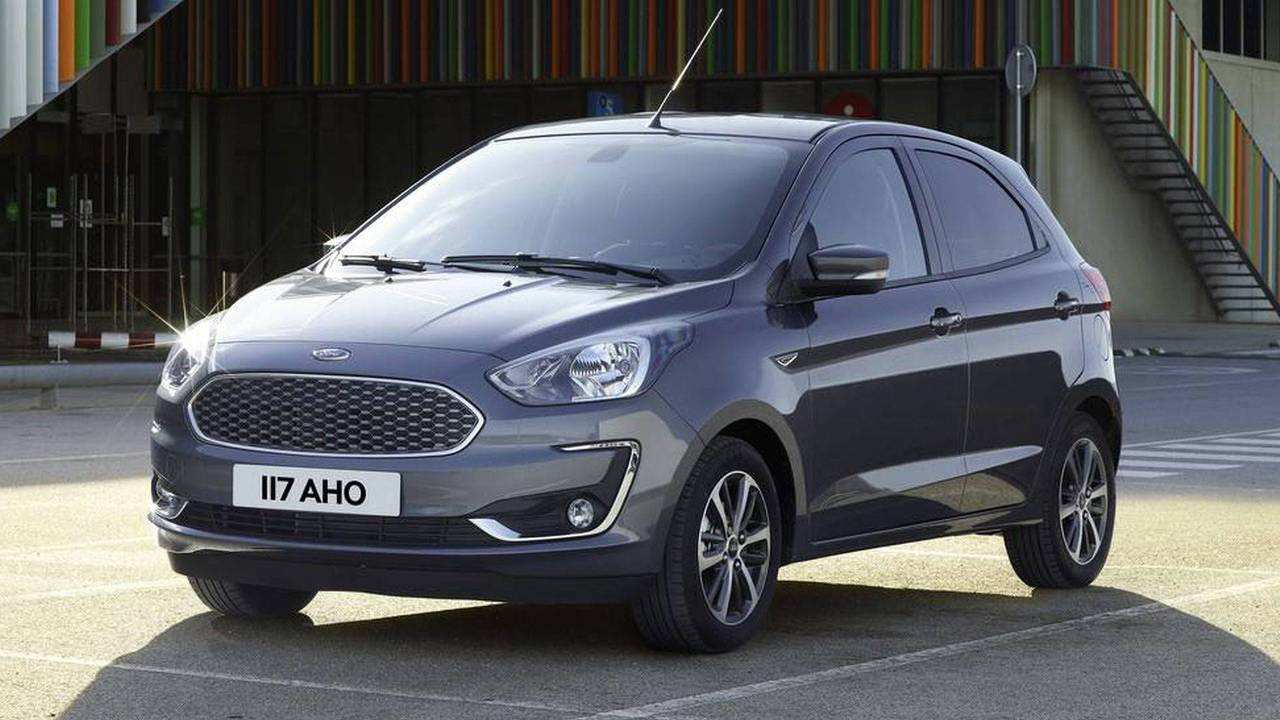 39 Gallery of Ford Ka 2019 Facelift New Concept for Ford Ka 2019 Facelift