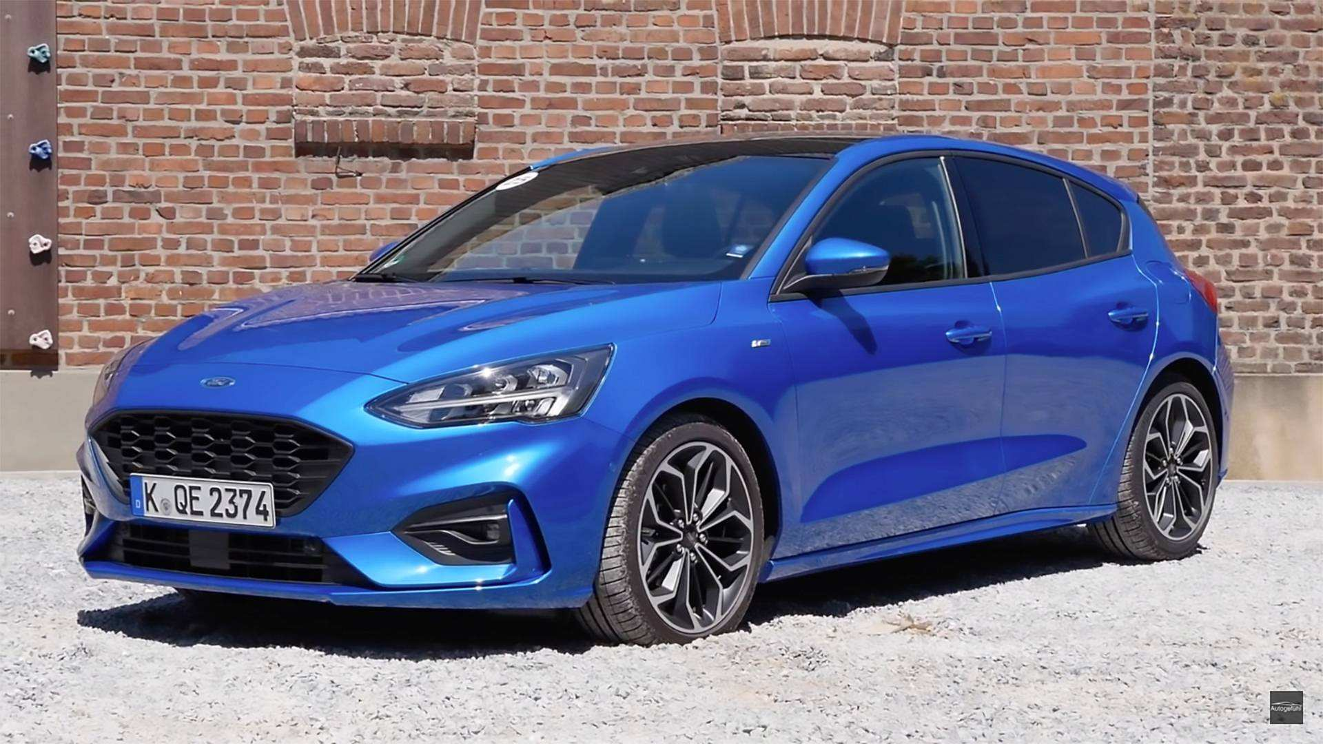 39 Great 2019 Ford Focus St Line Overview for 2019 Ford Focus St Line
