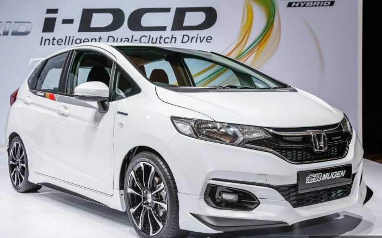 39 Great 2019 Honda Fit Rumors Concept for 2019 Honda Fit Rumors
