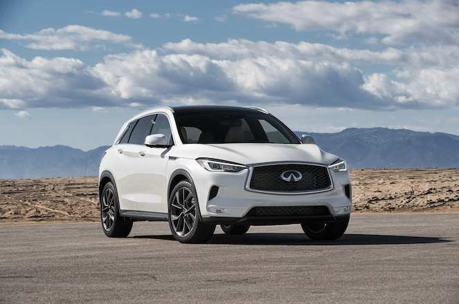 39 Great 2019 Infiniti Fx50 Redesign for 2019 Infiniti Fx50