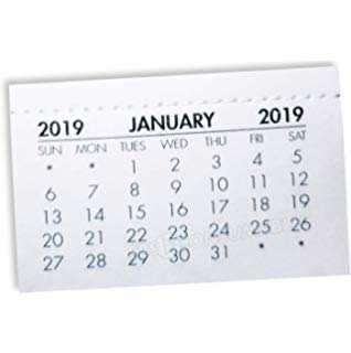39 Great 2019 Mini Tear Off Calendar Reviews by 2019 Mini Tear Off Calendar