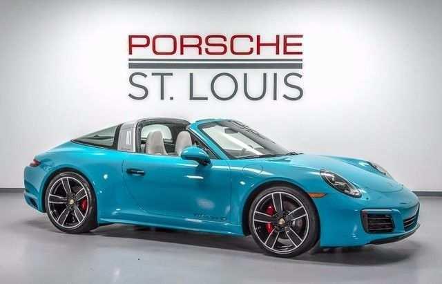 39 Great 2019 Porsche Targa 4S Redesign and Concept for 2019 Porsche Targa 4S