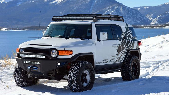 39 Great 2019 Toyota Fj Cruiser History for 2019 Toyota Fj Cruiser
