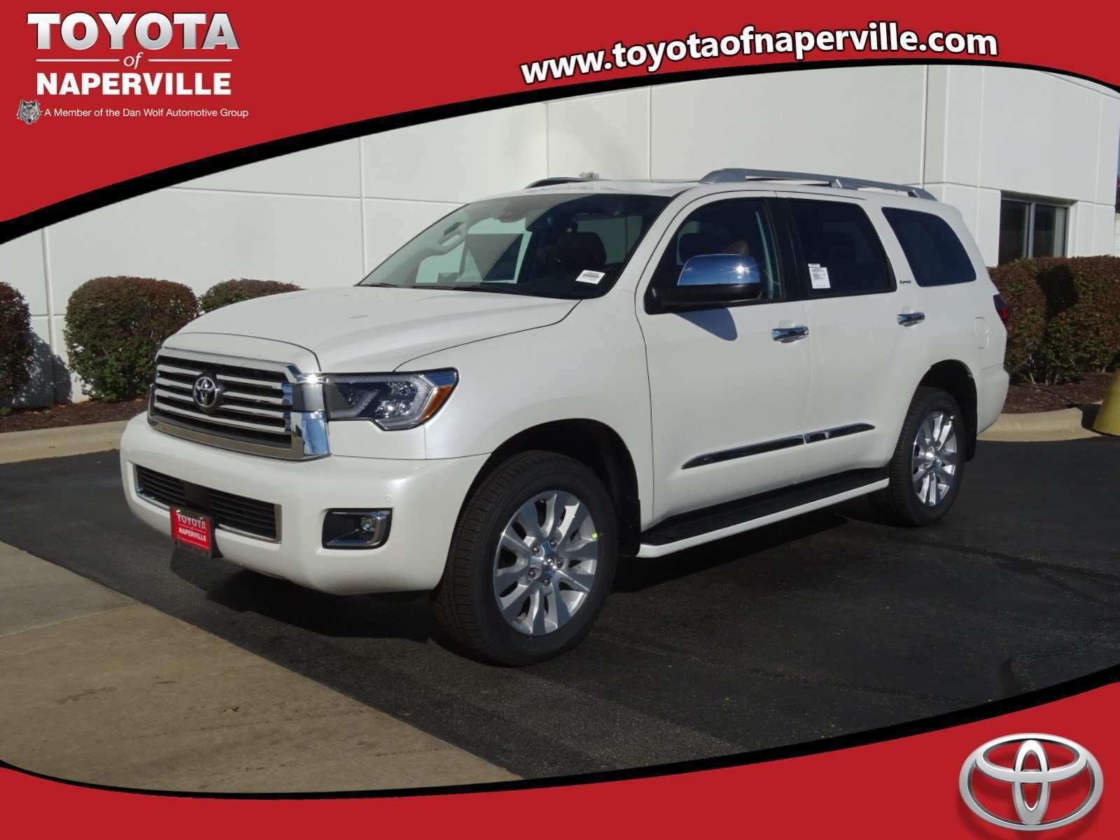 39 Great 2019 Toyota Sequoia Performance with 2019 Toyota Sequoia