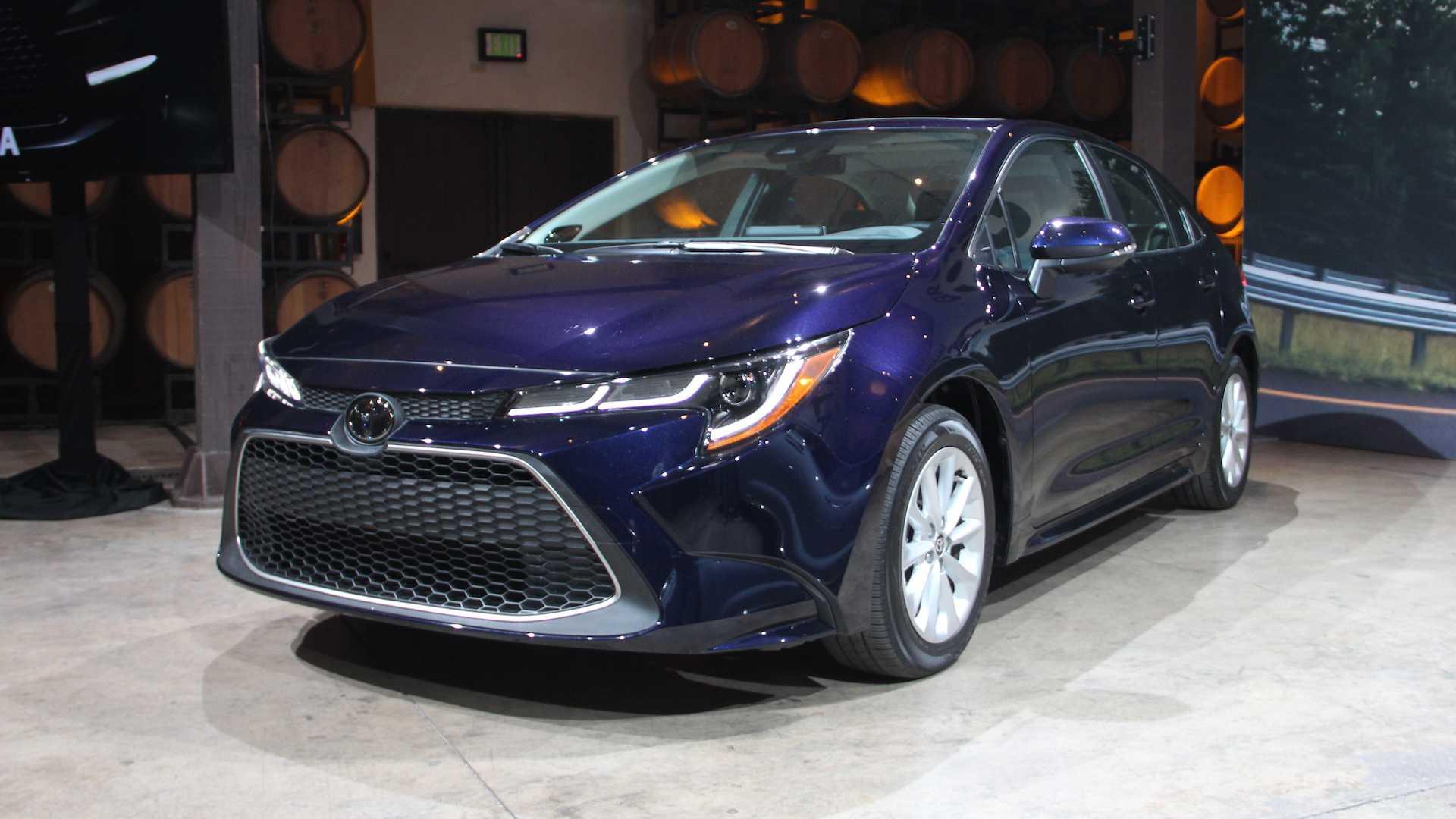 39 Great Toyota Gli 2020 Performance and New Engine for Toyota Gli 2020