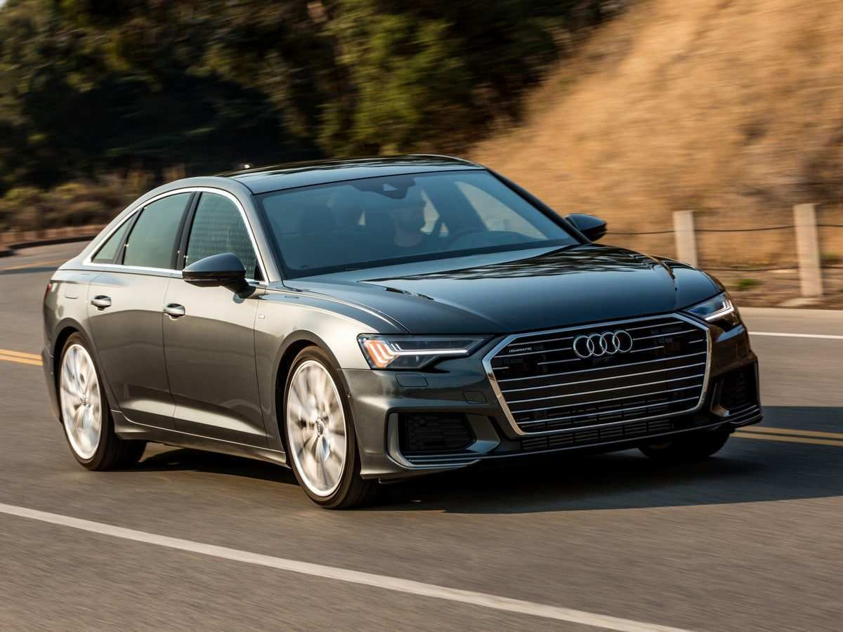 39 New 2019 Audi A6 Msrp Release Date by 2019 Audi A6 Msrp