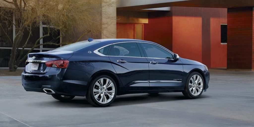 39 New 2019 Chevrolet Impala Ss New Concept with 2019 Chevrolet Impala Ss