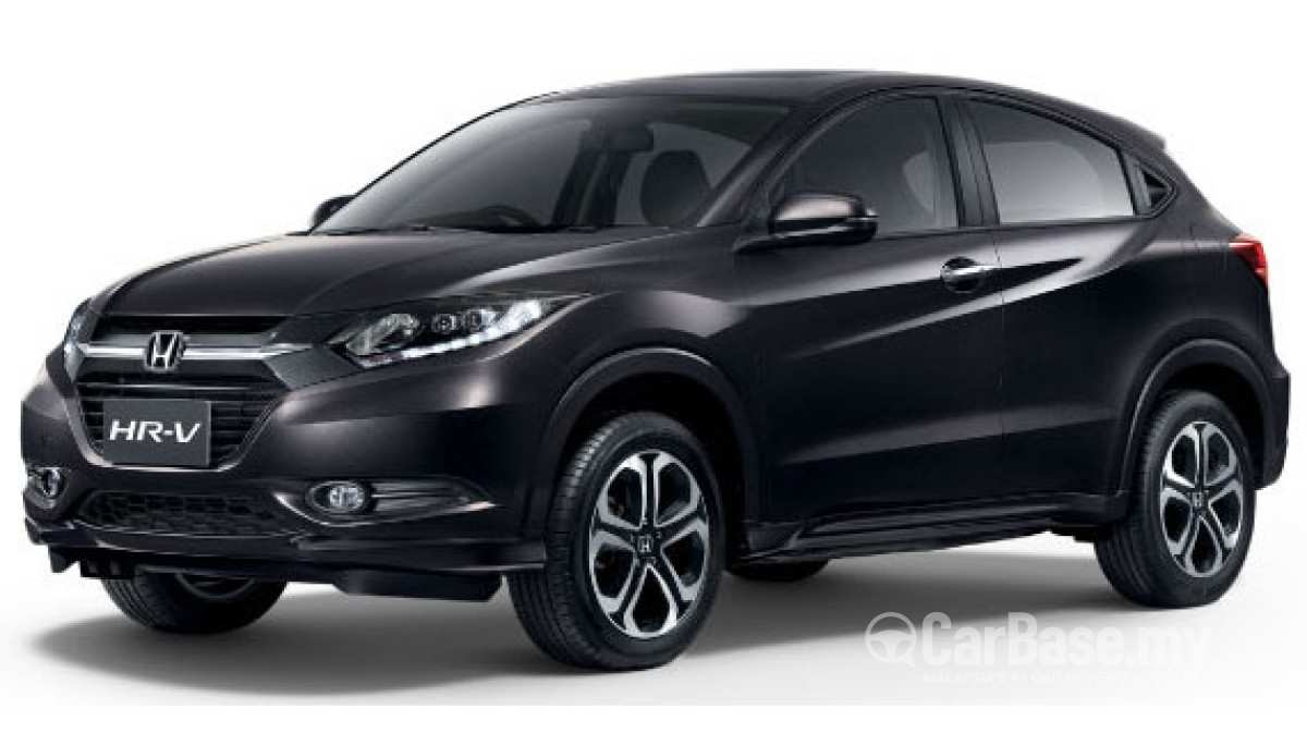 39 New 2019 Honda Hrv Rumors Exterior and Interior by 2019 Honda Hrv Rumors