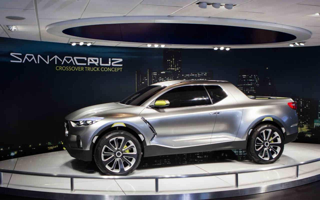 39 New 2019 Hyundai Santa Cruz Pickup Price and Review with 2019 Hyundai Santa Cruz Pickup