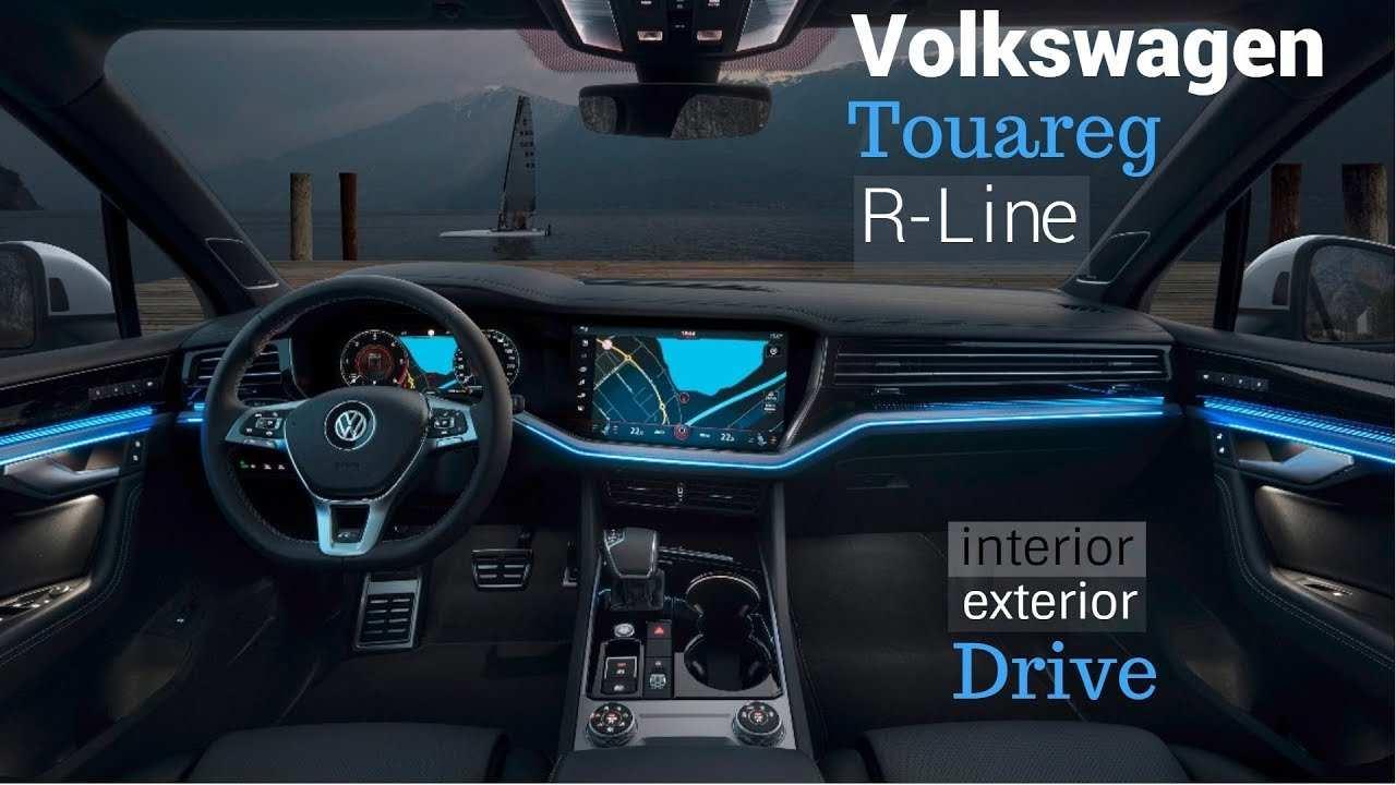 39 New 2019 Volkswagen Touareg New Review for 2019 Volkswagen Touareg