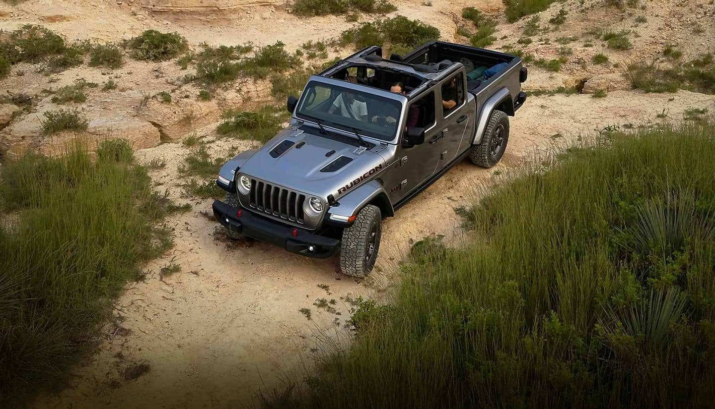 39 New 2020 Jeep Pickup Truck New Concept by 2020 Jeep Pickup Truck