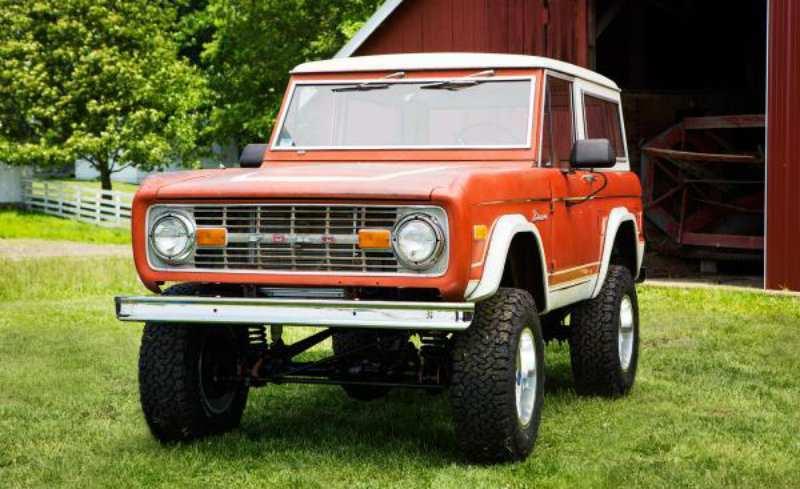 39 New 2020 Orange Ford Bronco Pricing for 2020 Orange Ford Bronco