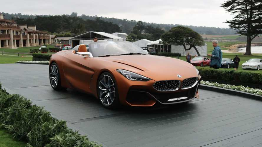 39 The 2019 Bmw Z4 Concept Speed Test with 2019 Bmw Z4 Concept