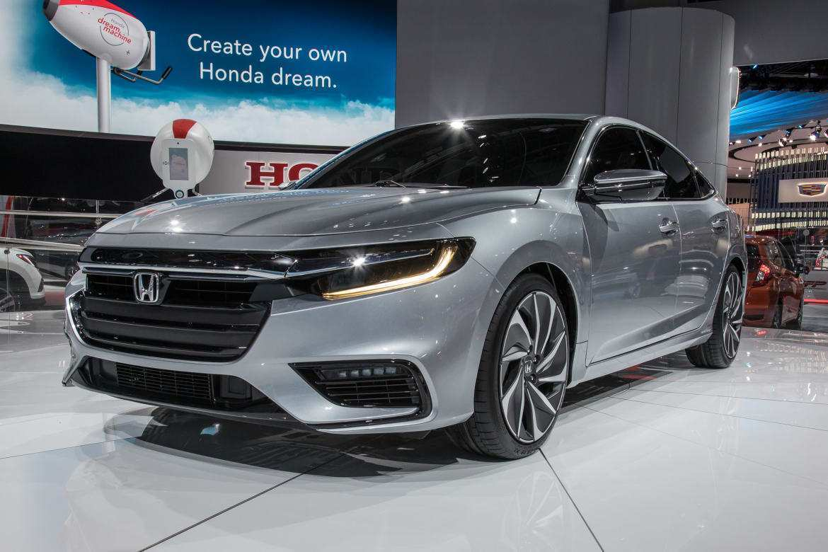 39 The 2019 Honda Insight Hybrid Redesign by 2019 Honda Insight Hybrid