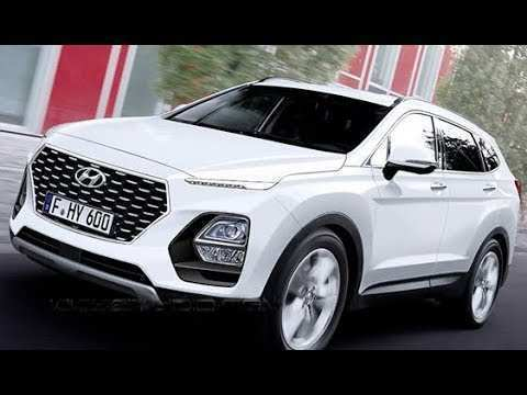 39 The 2019 Hyundai Santa Fe Sport Redesign Performance and New Engine by 2019 Hyundai Santa Fe Sport Redesign