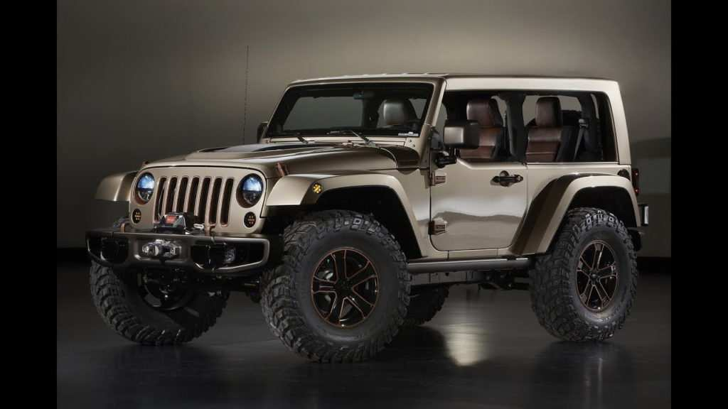39 The 2019 Jeep Jl Release Date Redesign with 2019 Jeep Jl Release Date