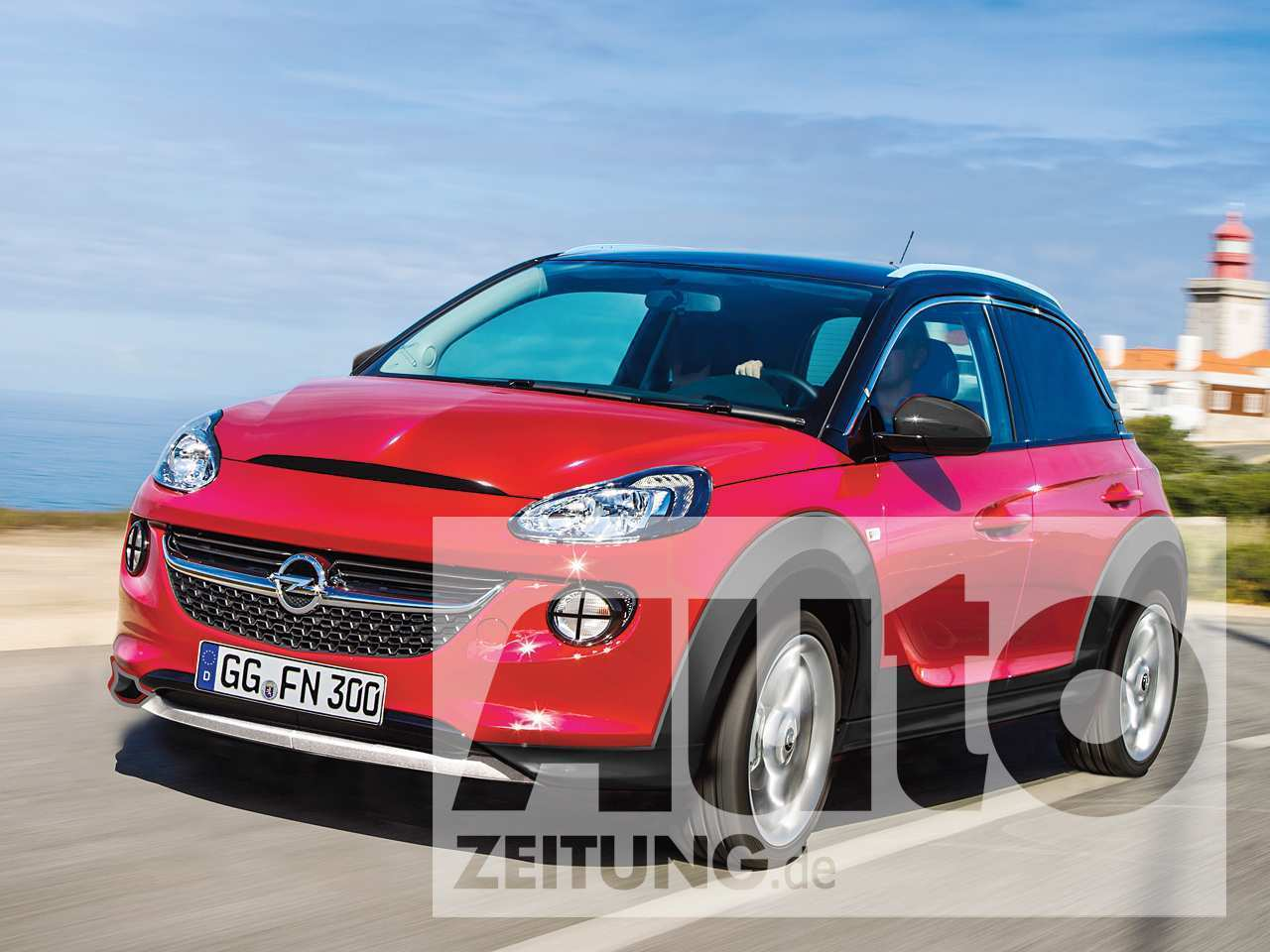 39 The 2019 Opel Adam X Style by 2019 Opel Adam X