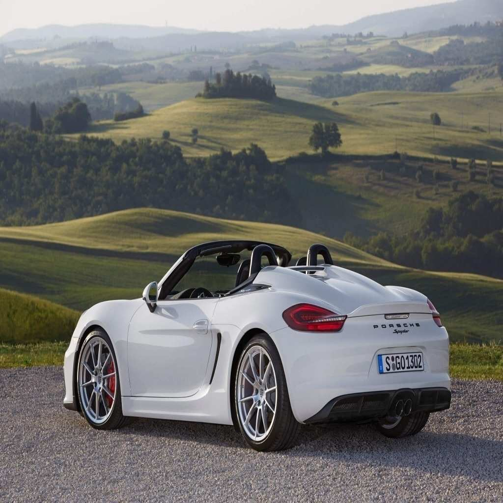 39 The 2019 Porsche Boxster Spyder Engine by 2019 Porsche Boxster Spyder