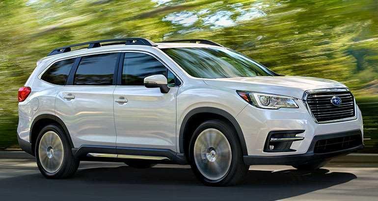 39 The 2019 Subaru Third Row Interior by 2019 Subaru Third Row