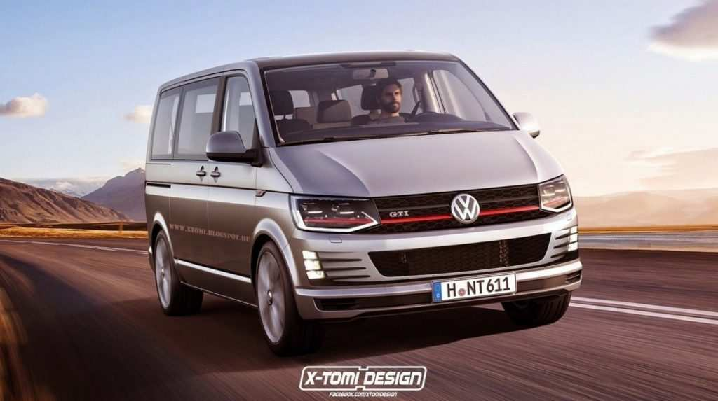 39 The 2019 Vw Multivan Pictures by 2019 Vw Multivan