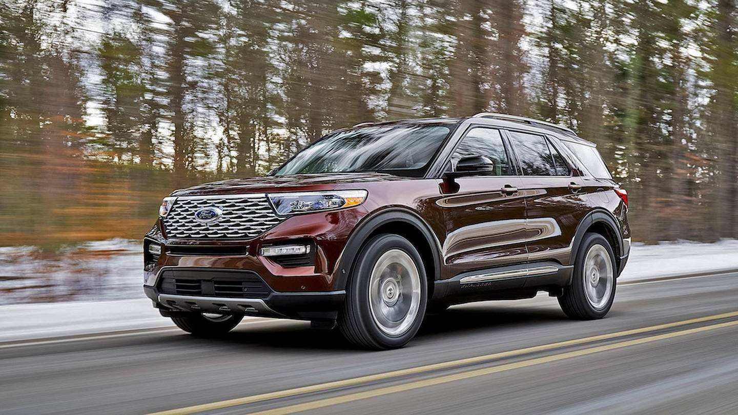 39 The 2020 Ford Explorer Design Redesign and Concept with 2020 Ford Explorer Design