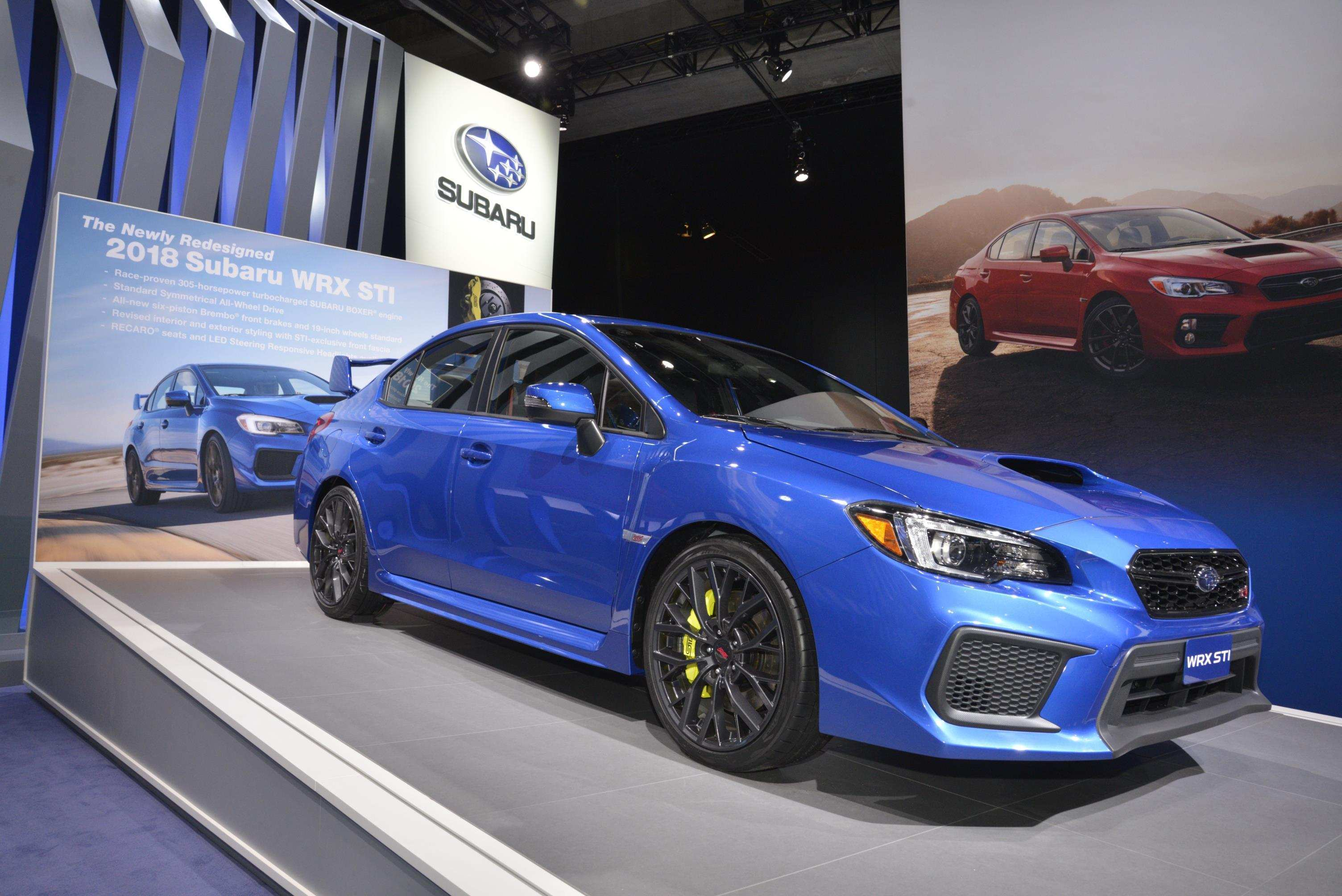 39 The 2020 Subaru Wrx Redesign First Drive by 2020 Subaru Wrx Redesign