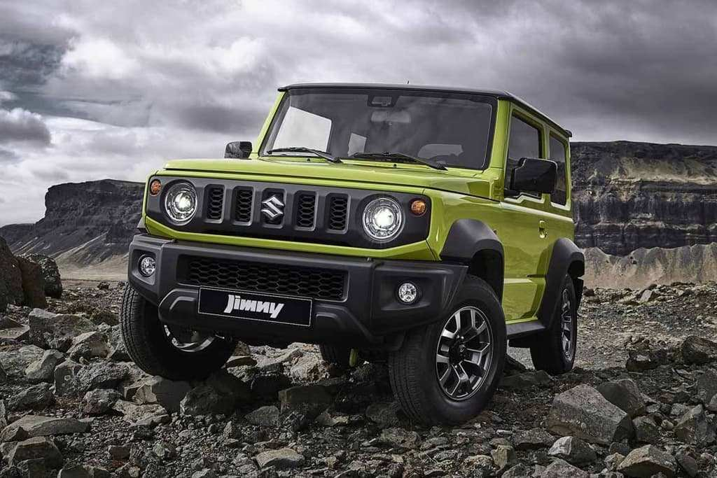 39 The New 2019 Suzuki Jimny Ratings for New 2019 Suzuki Jimny
